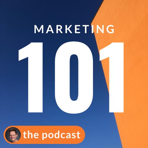marketing consultant - podcast logo